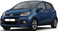 Защита двигателя на Hyundai I-10 (с 2014--)