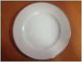 Тарелка десертная 19 см Lubiana Roma LB-2030(6026)