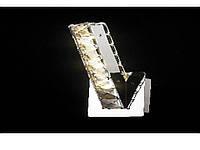 Бра LED хрустальная светодиодная