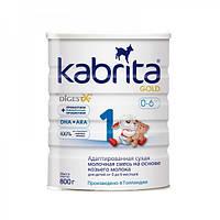 Сухая молочная смесь на козьем молоке Kabrita 1 Gold, 800 г