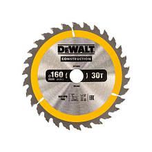 Диск пильный DeWALT DT1932 (США/Китай)