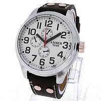 Винтажные ретро часы Amber Time