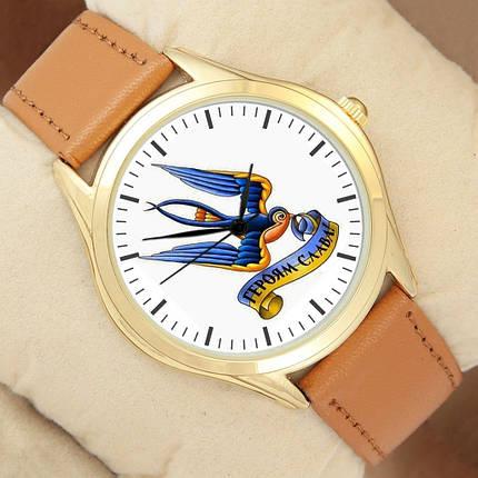 Мужские часы с патриотической символикой, фото 2