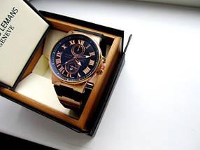 Часы мужские кварцевые Ulysse Nardin копия, фото 2