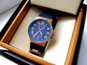 Часы мужские кварцевые Ulysse Nardin копия, фото 3