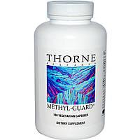 Витамины для мозга и памяти Methyl-Guard Thorn Research, 180 капсул
