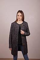 Пальто из турецкого кашемира - Сара