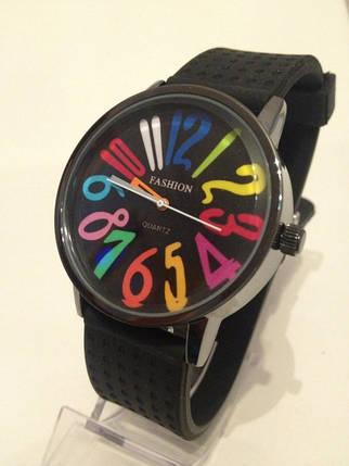 Часы наручные разноцветные, фото 2