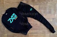 Спортивный костюм мужской Adidas из хлопка