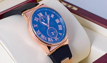 Кварцевые мужские часы Ulysse Nardin копия, фото 3