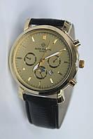 Часы Patek Philippe Slim Gold/White
