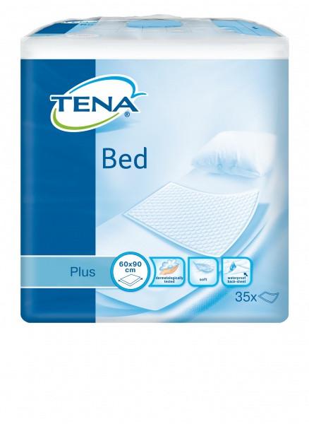 Гигиенические пеленки Tena Bed Plus 60х90 35 шт.