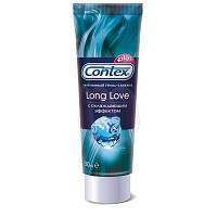 Гель-смазка Сontex Long Love с охлаждающим эффектом, 30 мл