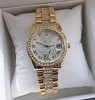 Женские часы-браслет Rolex