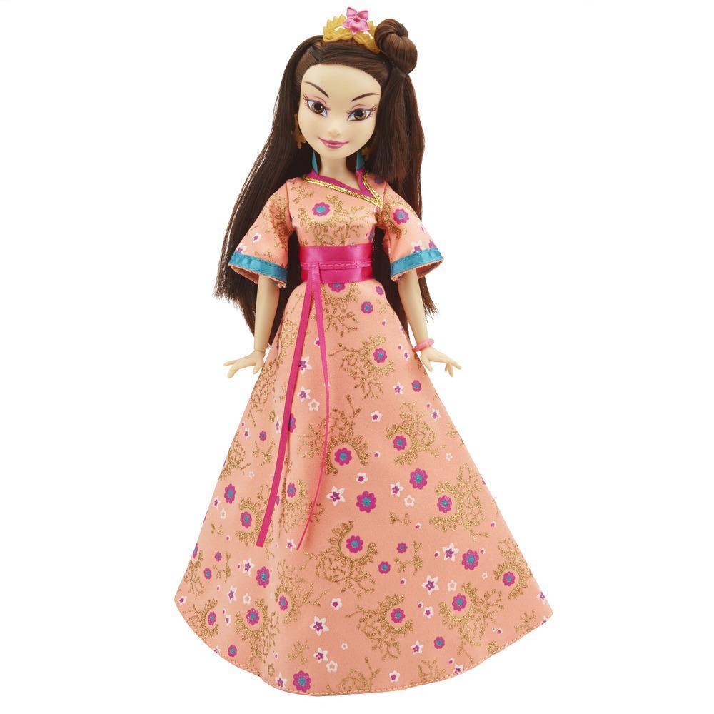 Hasbro Descendants Кукла Лонни/Lonnie Наследники Дисней в платье для к