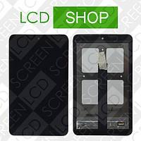 Дисплей + тачскрин для планшета ASUS MeMO Pad 8 ME181 ME181C, черный, WWW.LCDSHOP.NET , #1
