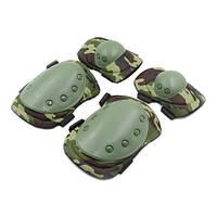 Защита тактическая наколенники и налокотники BC-4039-WL