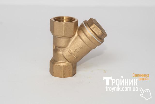Фильтр для газа грубой очистки для газа 3/4'ВВ RS-K Италия