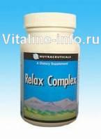 Релакс Комплекс / Relax Complex -натуральный успокаивающий антистрессовый препарат