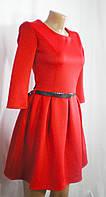 Яркое стильное платье для девушки