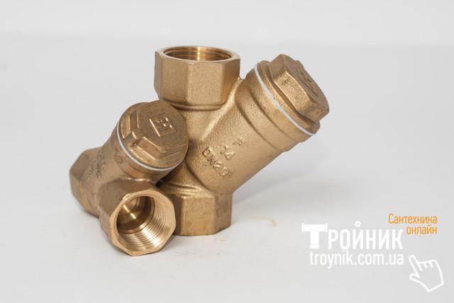 Фильтр для газа грубой очистки 1/2'ВВ RS-K Италия