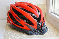 Шлем велосипедный Wildeycle с Вмонтированым светодиодныс светом