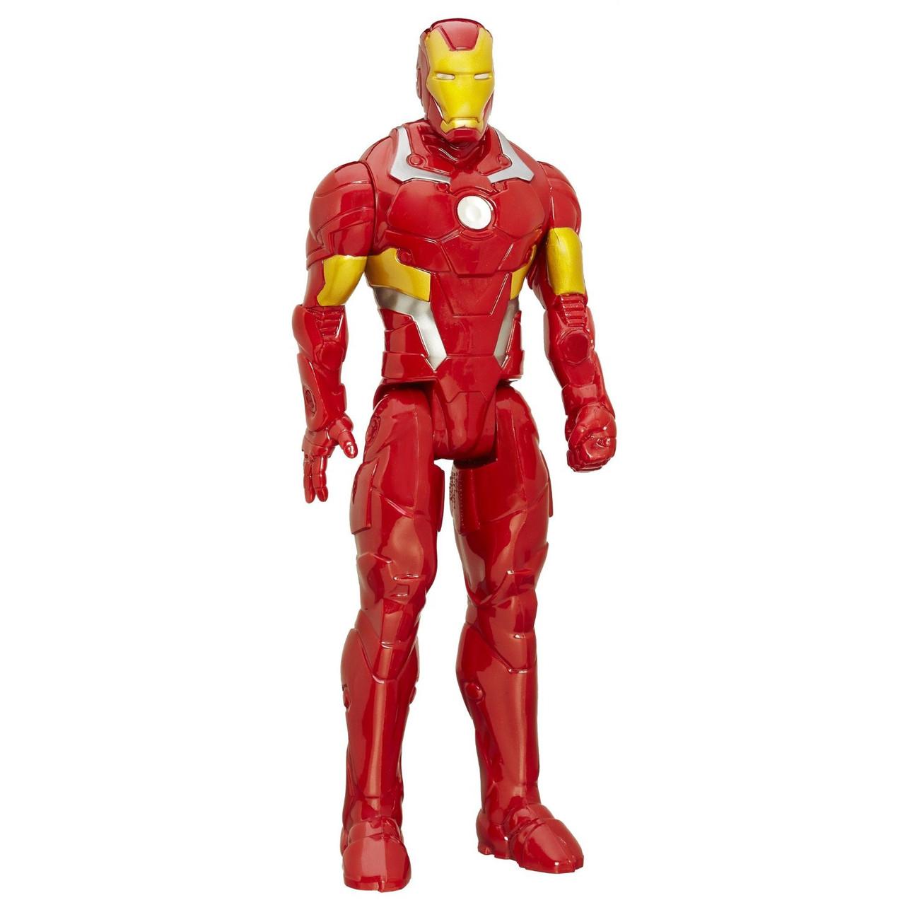 Железный человек  Marvel из серии Титаны. ОРИГИНАЛ Hasbro