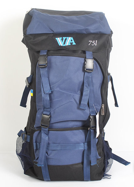 Туристичний рюкзак фірми VA на 75 літрів