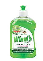 Средство для мытья посуды Winni's Piatti Concentrato Lime 500 мл
