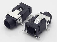 Аудио разъем 3,5 мм 4-pin, гнездо A14