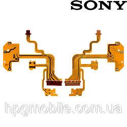 Шлейф для цифровой видеокамеры Sony DCR-HC1000E, для дисплея, оригинал