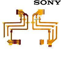 Шлейф для цифровой видеокамеры Sony DCR-HC3E, для дисплея (оригинал)