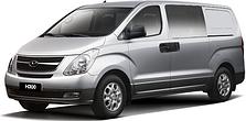 Защита двигателя на Hyundai H1 (с 2008---)