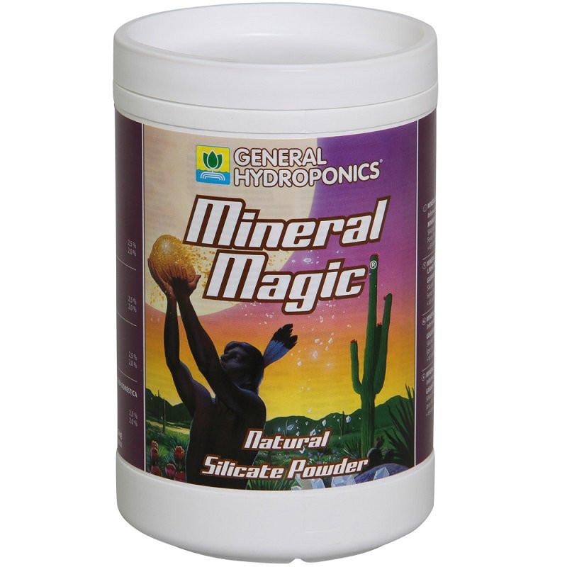 GHE Mineral Magic 1L Органическое удобрение для гидропоники и гидропоники. Оригинал. Франция.