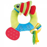 Погремушка-прорезыватель Canpol babies Разноцветный океан