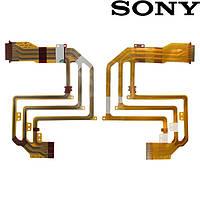 Шлейф для цифровой видеокамеры Sony DCR-SX40E, для дисплея, оригинал