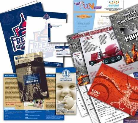 Цифровая печать листовок в Днепре