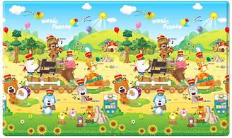 Детский игровой коврик Dwinguler Музыкальный парад (2300х1400х15 мм)