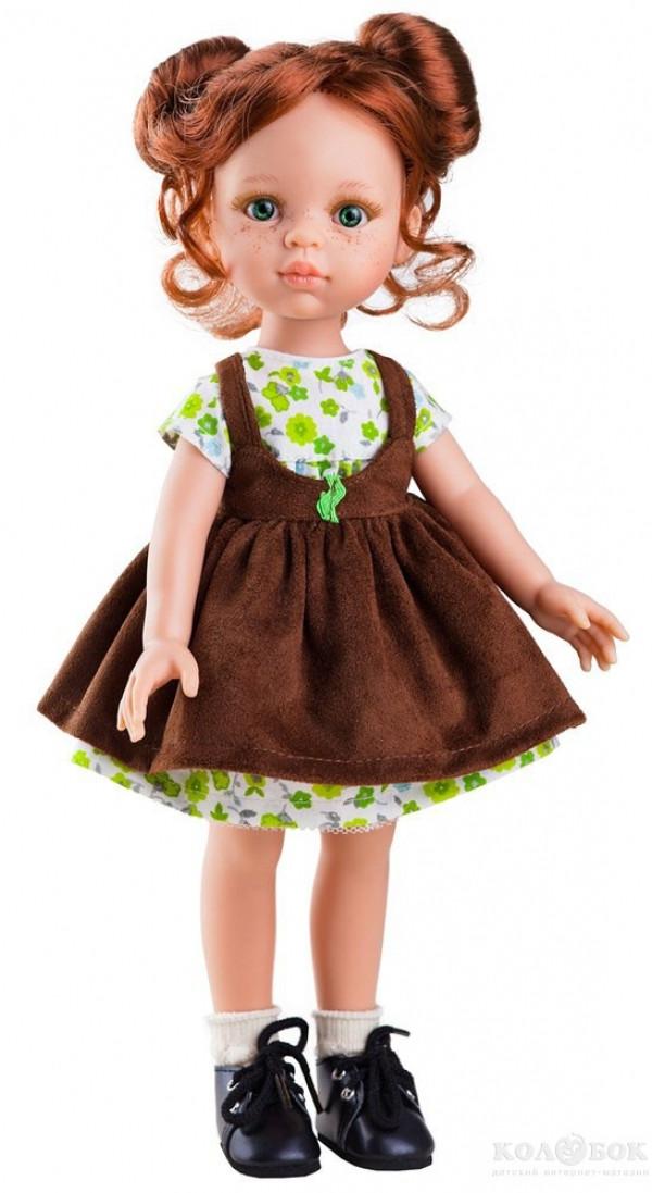 Лялька Paola Reina Крісті 32 см в коробці брендового