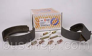Колодки ручника MB Sprinter 208-316 96- (з пружинками) пр-во AUTOTECHTEILE 4258