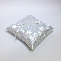 Подушка для обручальных колец №3.