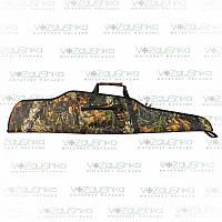Чехол для охотничьего карабина с оптикой длиной до 125 см, ПВХ пропитка, камуфляж Realtree Xtra, фото 1