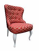 """Классическое мягкое кресло """"Ретро"""" (63 см)"""