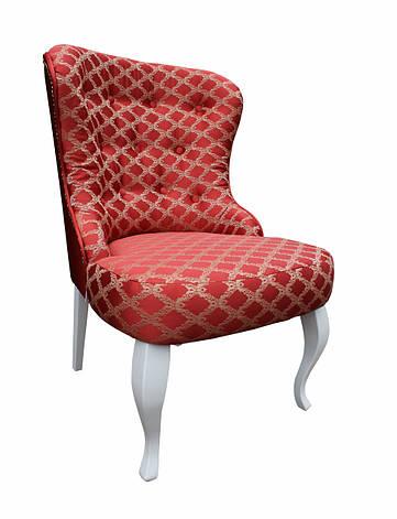 """Классическое мягкое кресло """"Ретро"""" (63 см), фото 2"""