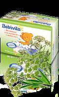 Фитованна для малышей Bebivita из Любистка, 40х1.5 г