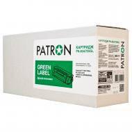 Совместимый картридж Patron PN-85A/725GL (HP LJ P1102/ 1102W/ M1132/ M1212NF/ Canon LBP-6000/ 6020/ MF3010 (CE285A/ Canon 725) Black