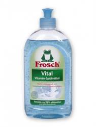 Бальзам-концентрат для мытья посуды Frosch Pearl Vitamin, 500 мл