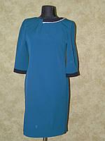 Платье костюмной ткани