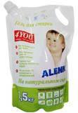 Гель для стирки детского белья Аленка, 1,5 кг