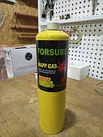 Газовый балон MAPP GAS